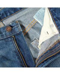 Levi's - Blue Levi's Vintage Clothing 1967 505 Jean for Men - Lyst