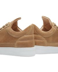 Filling Pieces - Brown Low Top Sneaker for Men - Lyst