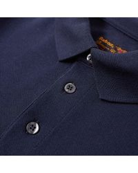 Barbour - Blue Joshua Polo for Men - Lyst