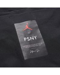 Nike - Black Jordan X Psny Tech Trench Jacket for Men - Lyst