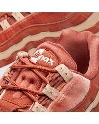 Nike Pink Air Max 95 Lx W