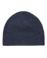 Nigel Cabourn - Blue Beanie for Men - Lyst