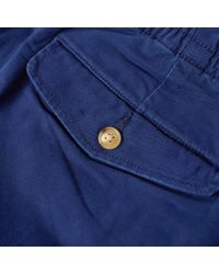 Polo Ralph Lauren - Blue Prepster Short for Men - Lyst