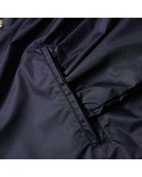 Battenwear - Blue Patch Beach Breaker Jacket for Men - Lyst