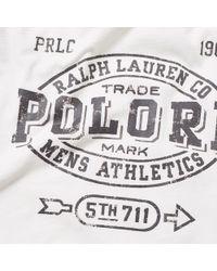 Polo Ralph Lauren - White Vintage Logo Tee for Men - Lyst