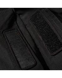 Rick Owens | Black Drkshdw Cropped Drawstring Pant for Men | Lyst