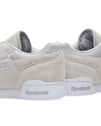 Reebok - Gray X Journal Standard Workout Plus for Men - Lyst