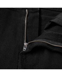 KENZO - Black Skinny Stretch Jean for Men - Lyst