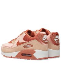 Nike Pink Air Max 90 Lx W for men