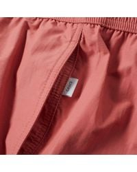 """Onia - Pink Charles 7"""" Solid Swim Short for Men - Lyst"""