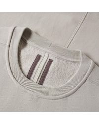 Rick Owens - Multicolor Drkshdw Embroided Crew Sweat for Men - Lyst