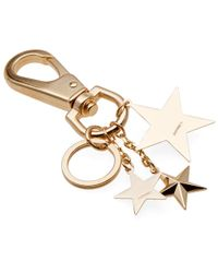 Sophnet - Metallic Star Key Ring - Lyst