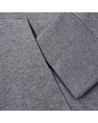 Carhartt WIP Gray Carhartt Hooded College Sweat for men