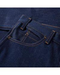 Levi's - Blue Levi's Vintage Clothing 1969 606 Jean for Men - Lyst