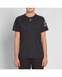 Adidas Originals - Black X Kolor Climachill Tee for Men - Lyst