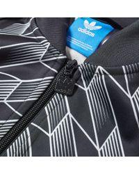 Adidas - Black Soccer Superstar Track Top for Men - Lyst