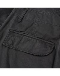C P Company - Blue Vintage Pocket Lens Cargo Pant for Men - Lyst