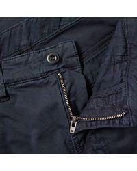 Nudie Jeans - Blue Nudie Slim Adam Chino for Men - Lyst