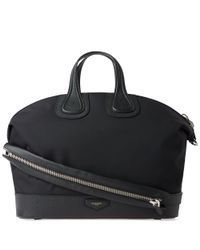 Givenchy Leather Patch Weekend Bag in Black for Men - Lyst 77735598af841