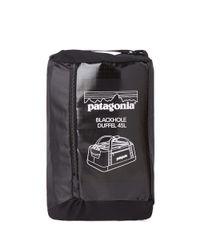 Patagonia - Black Hole 45l Duffel for Men - Lyst