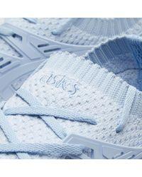 Asics - Blue Gel-kayano Trainer Knit Lo W - Lyst