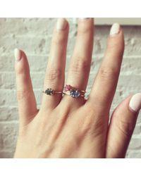 Erica Weiner - Red Raw Ruby Ring - Lyst