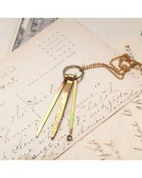 Erica Weiner - Metallic Indian Street Tools Necklace - Lyst