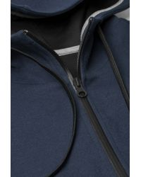 Everlane - Blue The Street Fleece Zip Hoodie for Men - Lyst