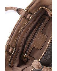 Liu Jo | Gray 'poppa Stripe' Shoulder Bag | Lyst