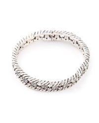 Philippe Audibert | Metallic 'ilabela' Bracelet | Lyst