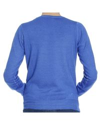 Cruciani | Blue Sweater Woman | Lyst