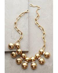 Gerard Yosca | Metallic Orbita Bib Necklace | Lyst