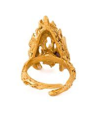 Alighieri - Metallic 'l'inferno' Ring - Lyst