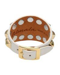Almala | Metallic Bracelet | Lyst