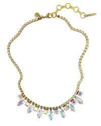 Loren Hope | Metallic Palmer Necklace | Lyst