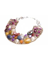 Nakamol | Multicolor Elegant Beaded Necklace-mix | Lyst