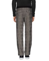 Ermanno Scervino - Gray Casual Trouser for Men - Lyst