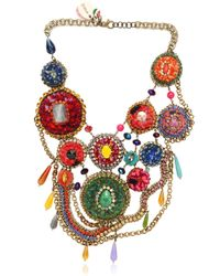 Sveva Collection | Multicolor Baku Necklace | Lyst