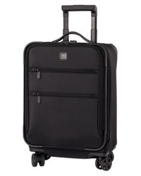 Victorinox - Black Victorinox Swiss Army 'lexicon 20' Dual Caster Wheeled Carry-on for Men - Lyst