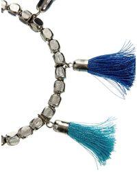 ASOS - Blue Indian Bracelet Pack - Lyst