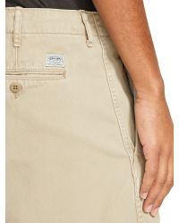 Pink Pony | Natural Denim & Supply Chino Shorts for Men | Lyst