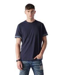 DIESEL - Blue T-marshall for Men - Lyst