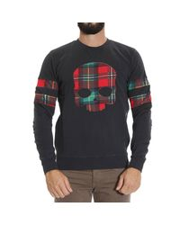 Hydrogen | Black Sweater for Men | Lyst