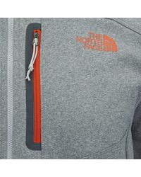 The North Face | Gray Men's Canyonlands Full Zip Hoody for Men | Lyst