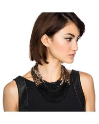 Lulu Frost - Black Poison Necklace - Lyst