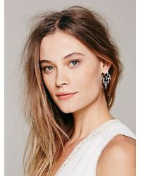 Free People - Metallic Blessings Earring - Lyst