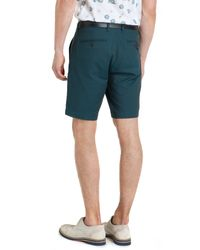 Ted Baker - Blue Tinsho Cotton Shorts for Men - Lyst