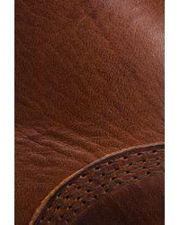 Frye | Brown James Bal Lug for Men | Lyst