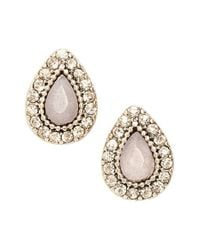 Samantha Wills - Pink 'endless Love' Stud Earrings - Lilac - Lyst