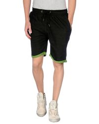 Bellfield - Black Bermuda Shorts for Men - Lyst